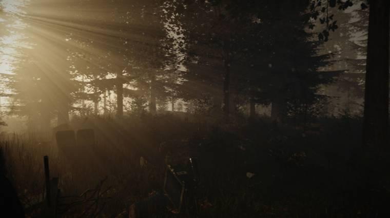 The Forest - mindenkit alvásra kényszerít az új patch, megnőtt a játéktér bevezetőkép