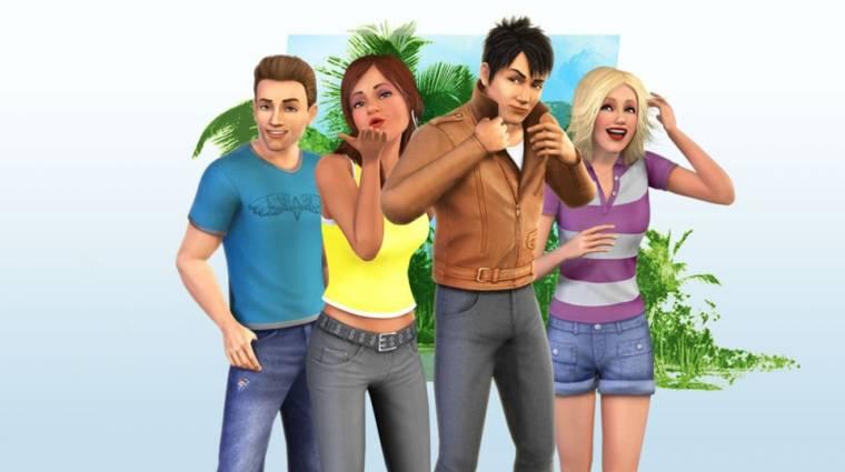 The Sims 4 - bemutató az E3-on bevezetőkép