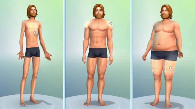 The Sims 4 - kövér vagyok és gyűlölöm magam bevezetőkép