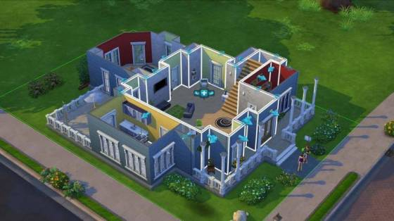 The Sims 4 infódoboz