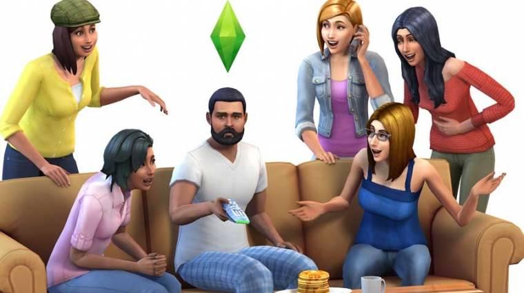 The Sims 4 - Simpatikus Sim a csajSim bevezetőkép