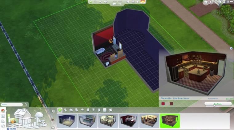 The Sims 4 - így építkezhetsz (videó) bevezetőkép