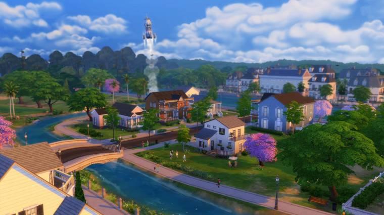 The Sims 4 - ha unalmas lenne, ezzel feldobhatod bevezetőkép