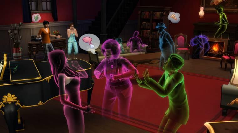 The Sims 4 - visszatértek a szellemek, még idén bekerül a medence is bevezetőkép