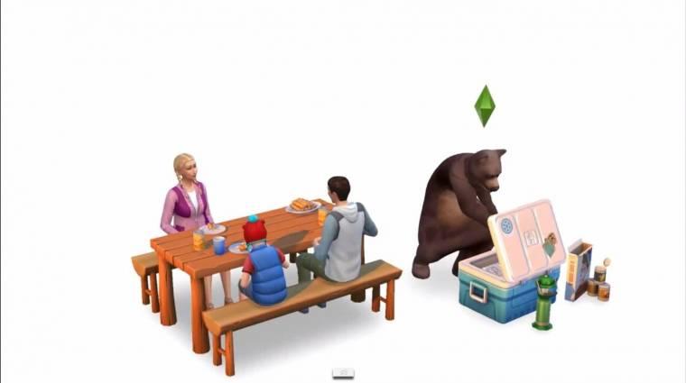 The Sims 4 - kirándulni megyünk az első DLC-ben bevezetőkép
