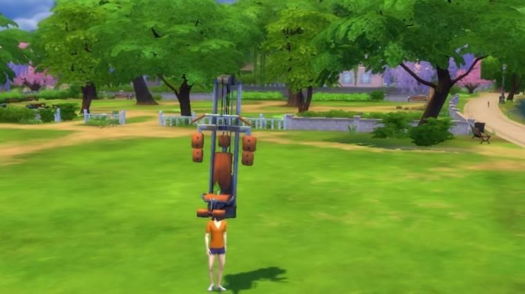 The Sims 4 - ennél viccesebb csalást még nem láttál bevezetőkép
