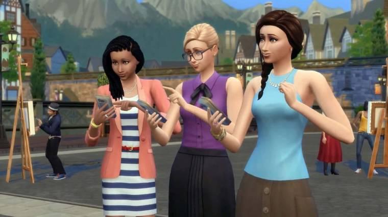 The Sims 4 - már több mint 1 milliárd dollárt termelt bevezetőkép