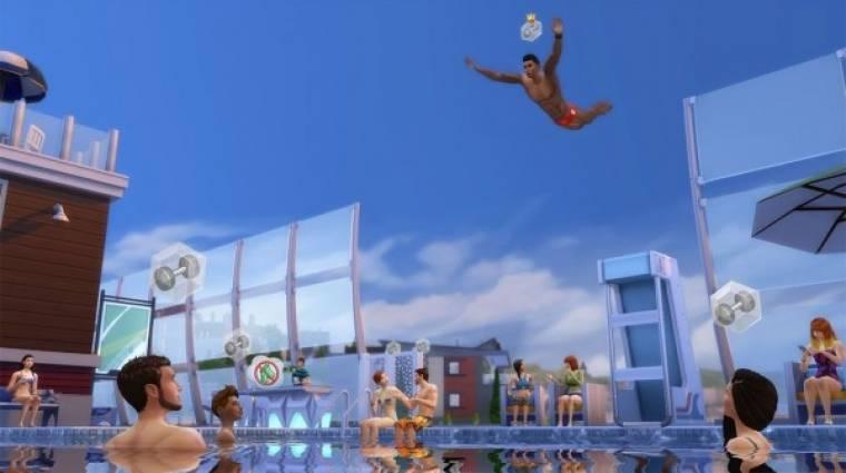 The Sims 4: Get Together - új helyszínek és parti az új trailerben bevezetőkép
