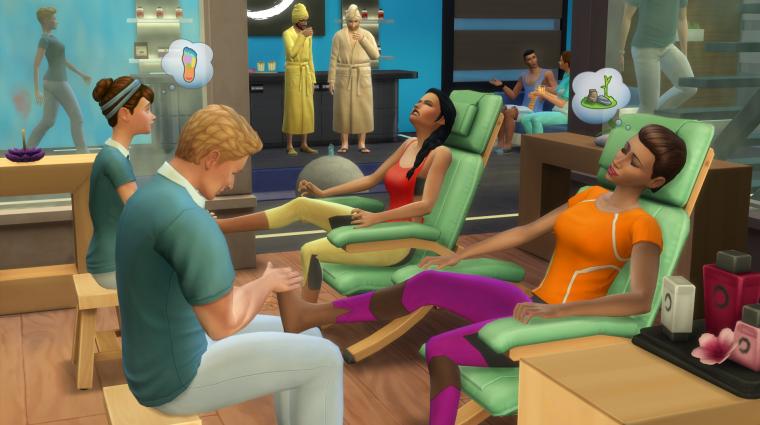 The Sims 4 - már konzolon is vannak csalások bevezetőkép