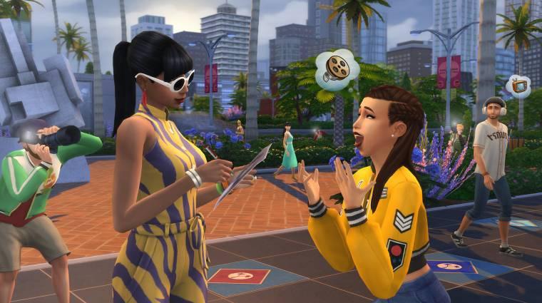 The Sims 4 - akár influencerek is lehetünk az új DLC-ben bevezetőkép