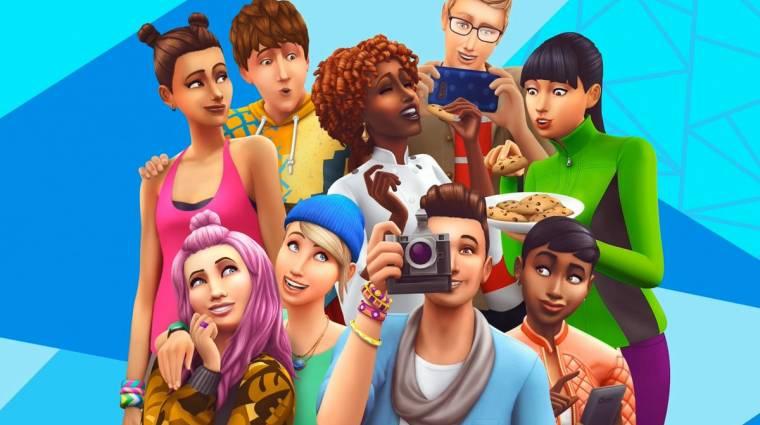 The Sims 4 - újabb tartalmas frissítés érkezik bevezetőkép