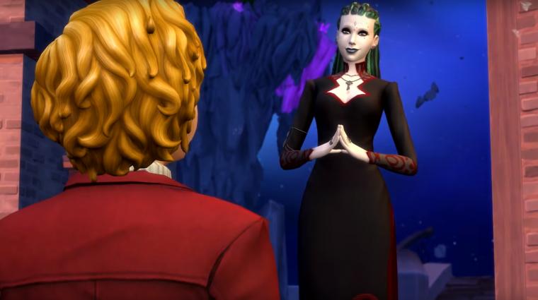 The Sims 4 - szeptemberben megérkezik a mágia is a játékba bevezetőkép