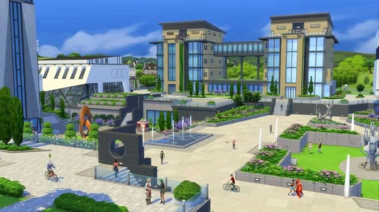 The Sims 4 - kellene valami diplomát is szerezni, nem? bevezetőkép
