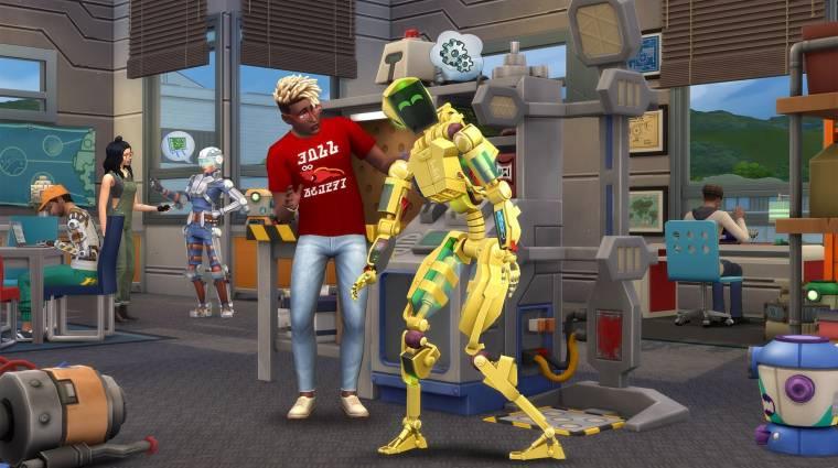 Vadonatúj játékhoz keres fejlesztőket a The Sims stúdiója bevezetőkép