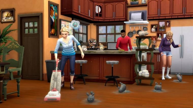 Új módját találta meg az EA annak, hogyan csináljon a The Sims 4-ből még több pénzt bevezetőkép