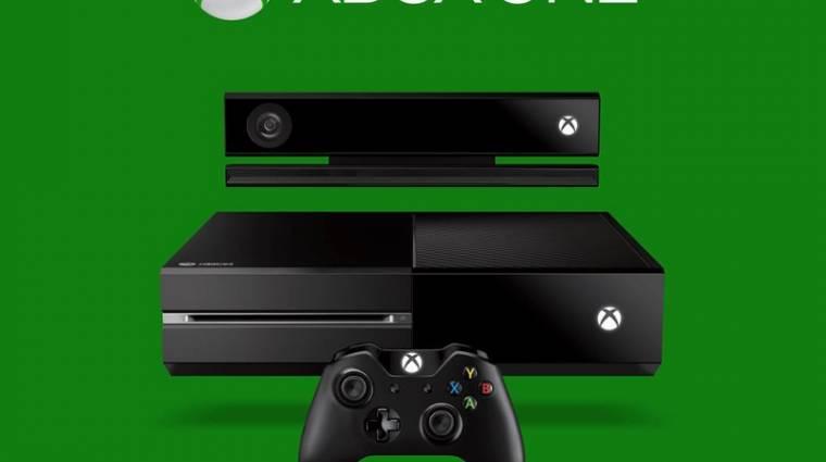 Xbox One - ez lesz a Microsoft új generációja bevezetőkép