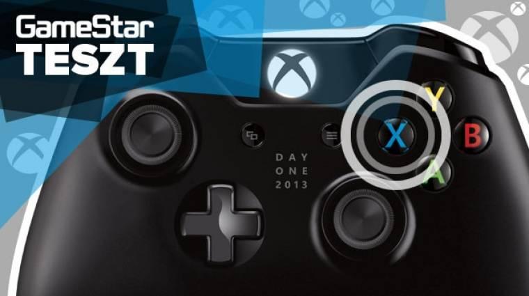 Xbox One teszt - az egy, aki mindent hisz bevezetőkép