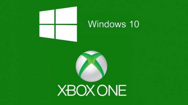 Microsoft - vegyél egy játékot Xbox One-ra, játszd PC-n bevezetőkép