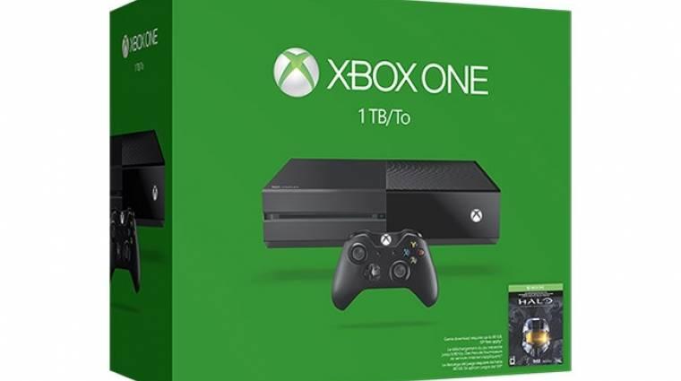 Xbox One - csökkent az ár, jön az 1 TB-os modell és a PC-s vezeték nélküli vevő bevezetőkép