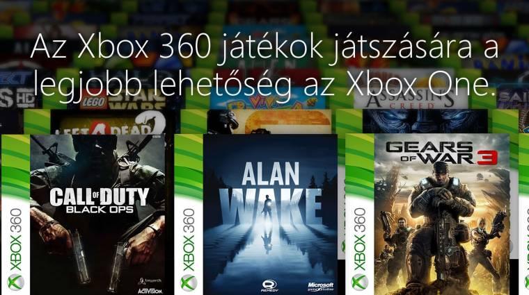 Itt az Xbox One-on játszható Xbox 360-as játékok teljes listája bevezetőkép