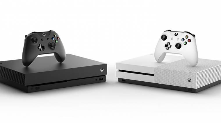 Ilyen lesz a két új Xbox? bevezetőkép