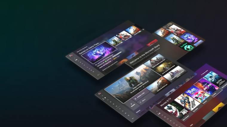 Megújult az Xbox One online játékboltja, így fest az új frissítéssel bevezetőkép