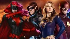 A következő Arrowverse crossoverben már Batwoman is benne lesz kép