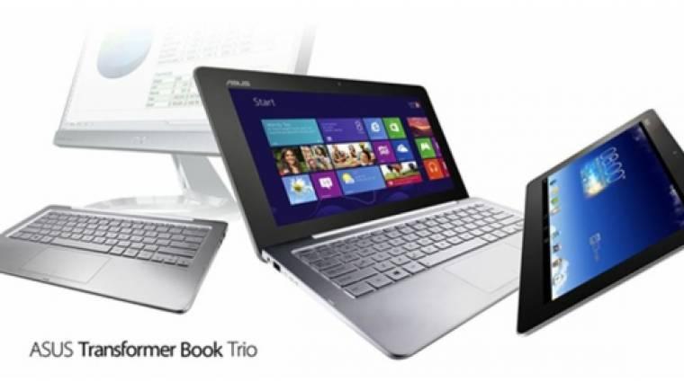 Asztali PC, notebook és tablet egyben kép