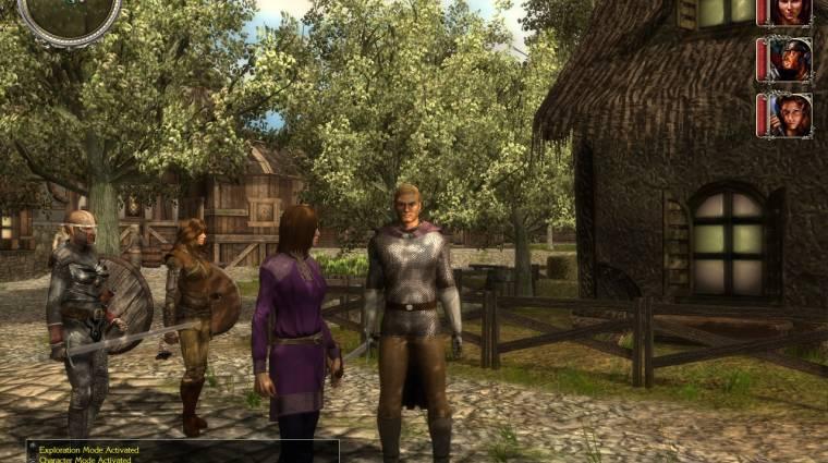Baldur's Gate: Reloaded - a klasszikus játék a Neverwinter Nights 2 motorjával bevezetőkép