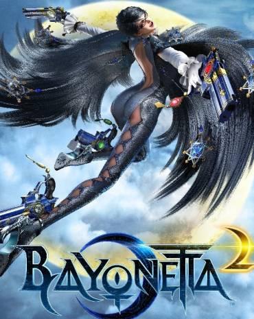 Bayonetta 2 kép