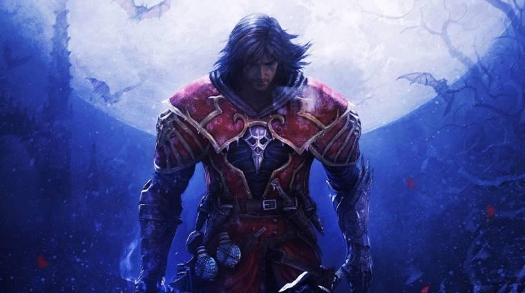 Már két Castlevania játék is játszható magyarul  bevezetőkép