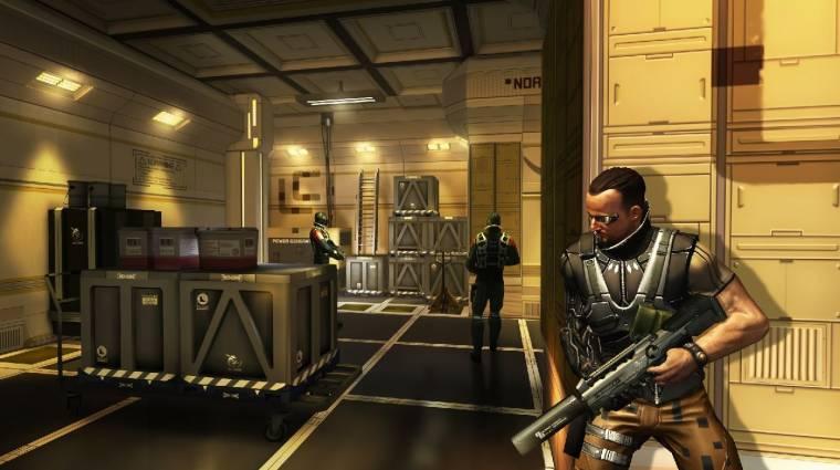 Deus Ex: The Fall - a forradalom előtt bevezetőkép