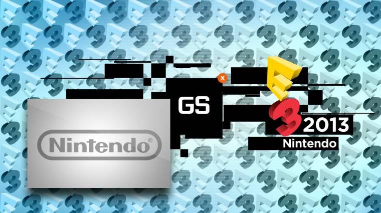 E3 2013 - Nintendo Direct liveblog bevezetőkép