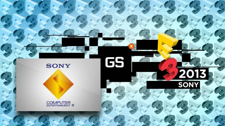 E3 2013 - Sony Spotlight liveblog bevezetőkép