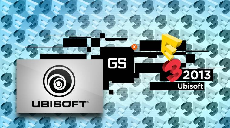 E3 2013 - Ubisoft liveblog bevezetőkép