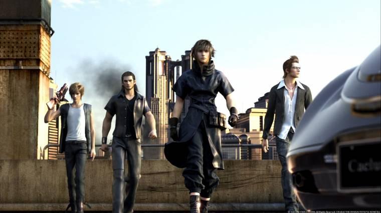 Final Fantasy XV: Royal Edition - jöhet a teljes csomag? bevezetőkép
