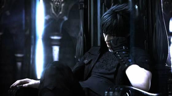 Final Fantasy XV infódoboz