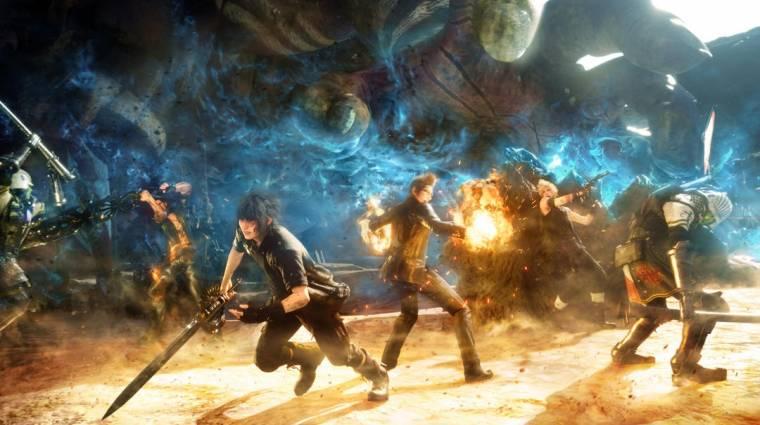 Final Fantasy XV - ezt tudni a sztorit bővítő DLC-kről bevezetőkép
