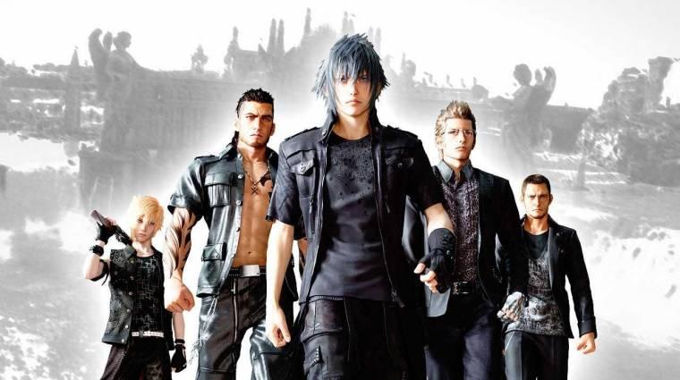 Final Fantasy XV - új páncélokat és tartalmakat hozott az 1.3-as frissítés bevezetőkép