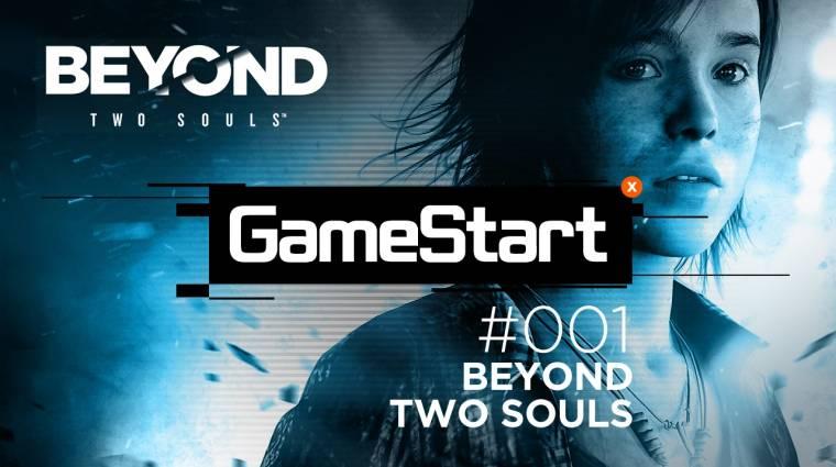GameStart - Beyond: Two Souls végigjátszás 1. rész bevezetőkép