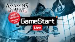 [19:00] GameStart Live - AC IV: Black Flag finálé - ajándékokkal! kép