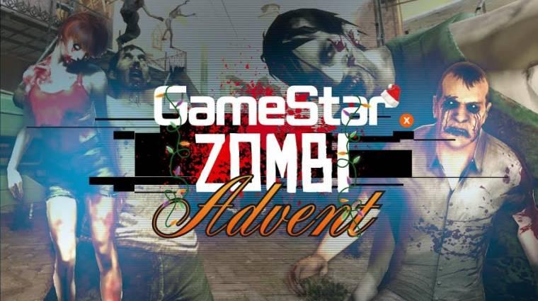 GameStart Adventi Zombifest: Resident Evil 2 bevezetőkép