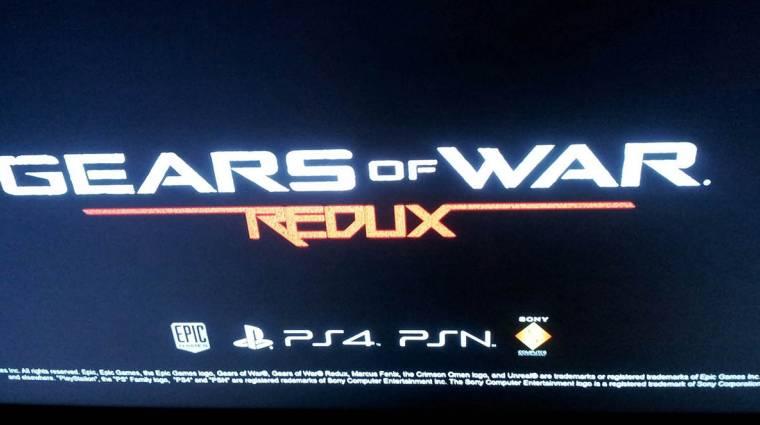E3 2013 - jött volna egy Gears of War játék PlayStation 4-re? bevezetőkép