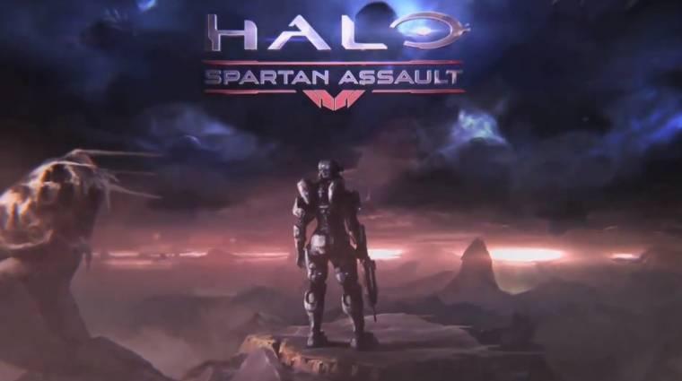 Halo: Spartan Assault - megjelenést hoz az Xbox One karácsonya bevezetőkép
