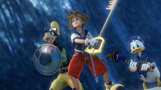 Kingdom Hearts 3 infódoboz