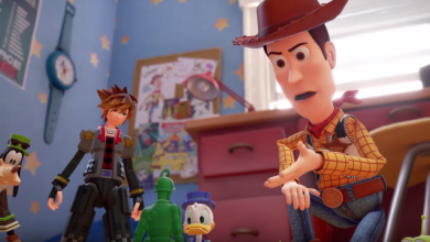 Kingdom Hearts III - sikerült elérni az első Toy Story film szintjét látványban?