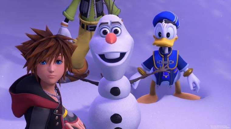 A rendező szerint a Kingdom Hearts III és a Final Fantasy VII Remake is túl korán lett bejelentve bevezetőkép