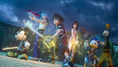 Kingdom Hearts III - a CG trailer dubsteppel adja a hangulatot