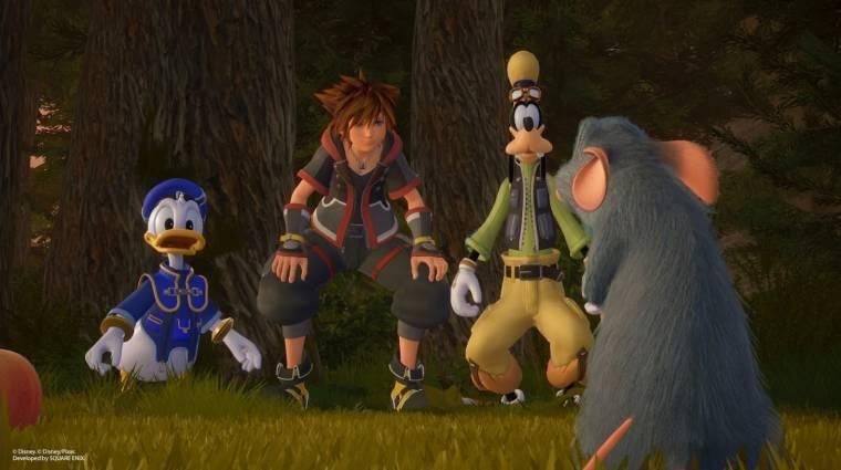 Kingdom Hearts sorozat készülhet Disney+-ra bevezetőkép
