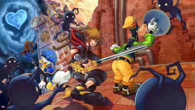 Kingdom Hearts III tesztek - megérte várni rá